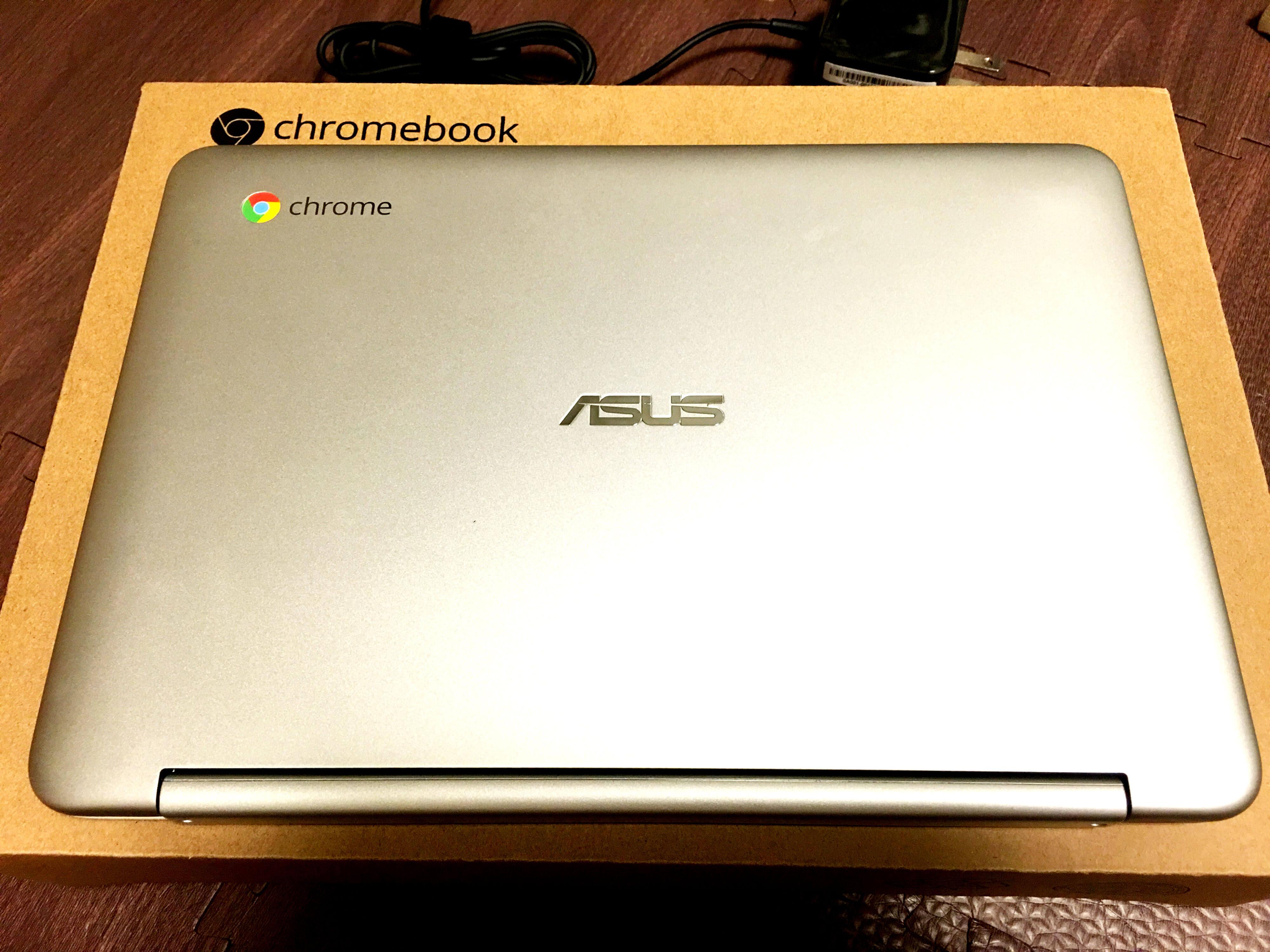僕がMacBook Airを返品してChromebookを買った理由