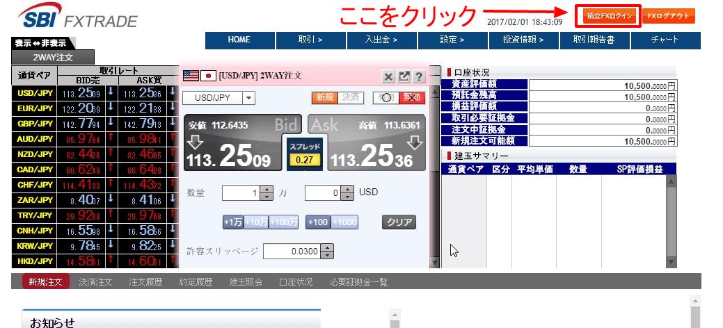 1万円の増やし方~FX積立をやってみる(1)