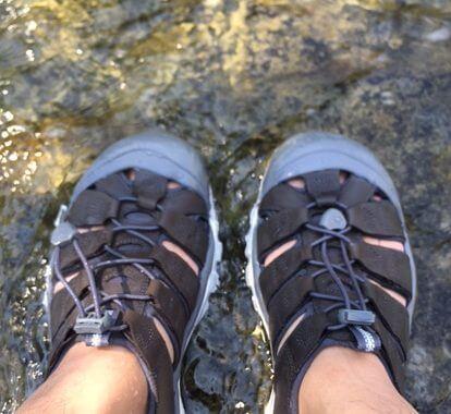 海も!山も!フェスも!街歩きにも使える水陸両方のKEEN「ニューポート ATV サンダル」を1ヵ月使った感想